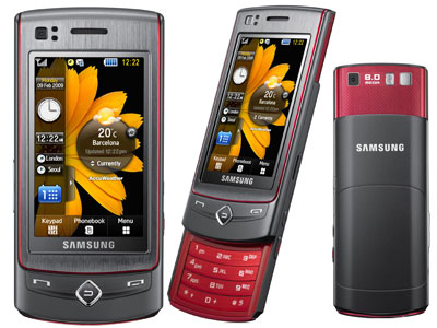 samsung s8300 mobile phone